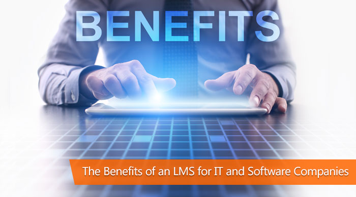 Benefits of an LMS for IT and Software Companies