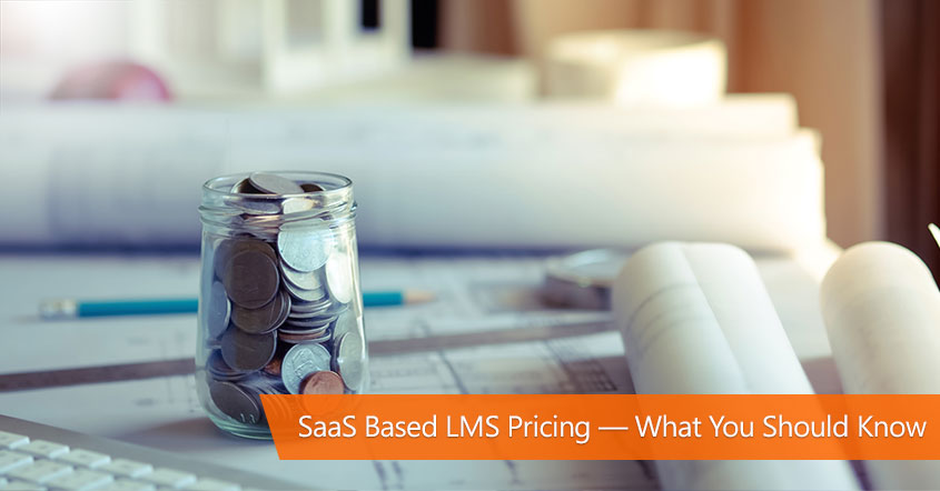 SaaS Based LMS Pricing