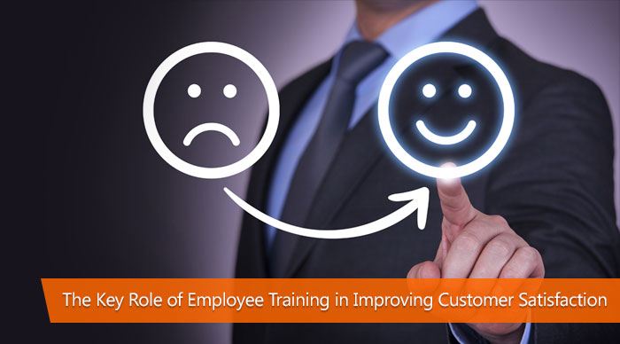 Importance of training in improving customer satisfaction