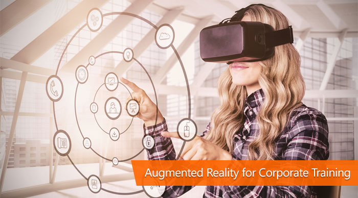 Augmented Reality for Corporate Training