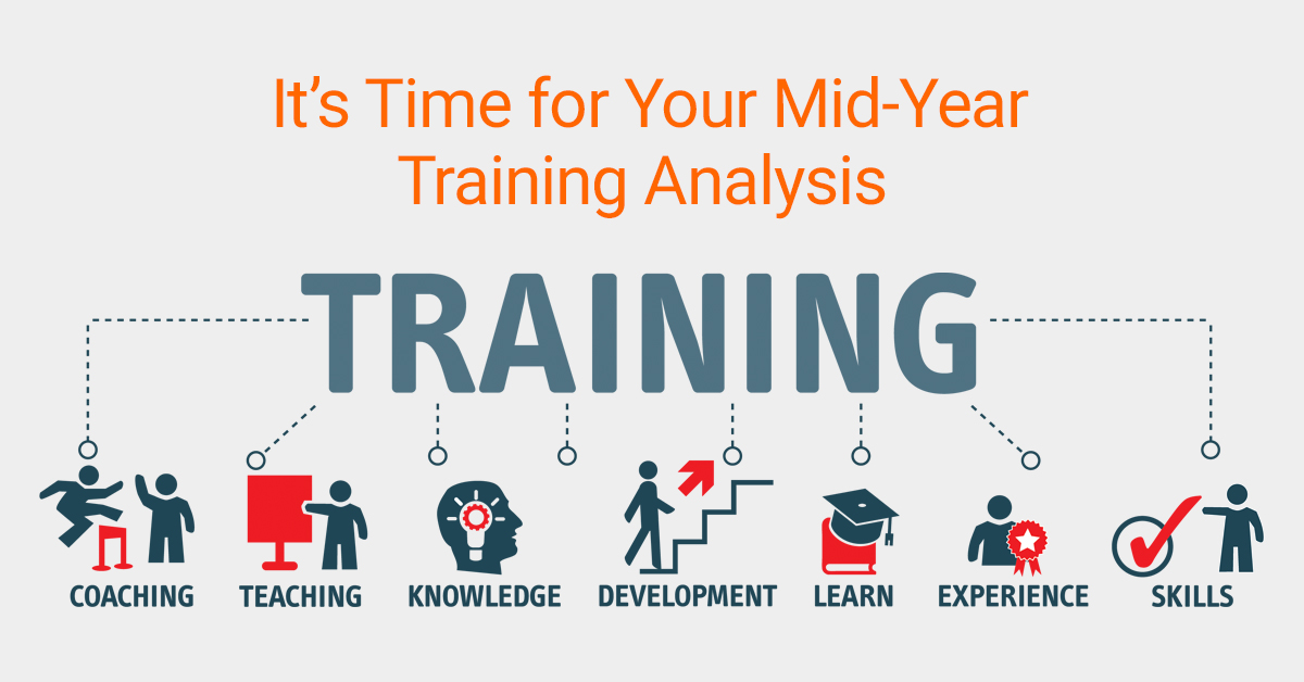 mid-year training analysis