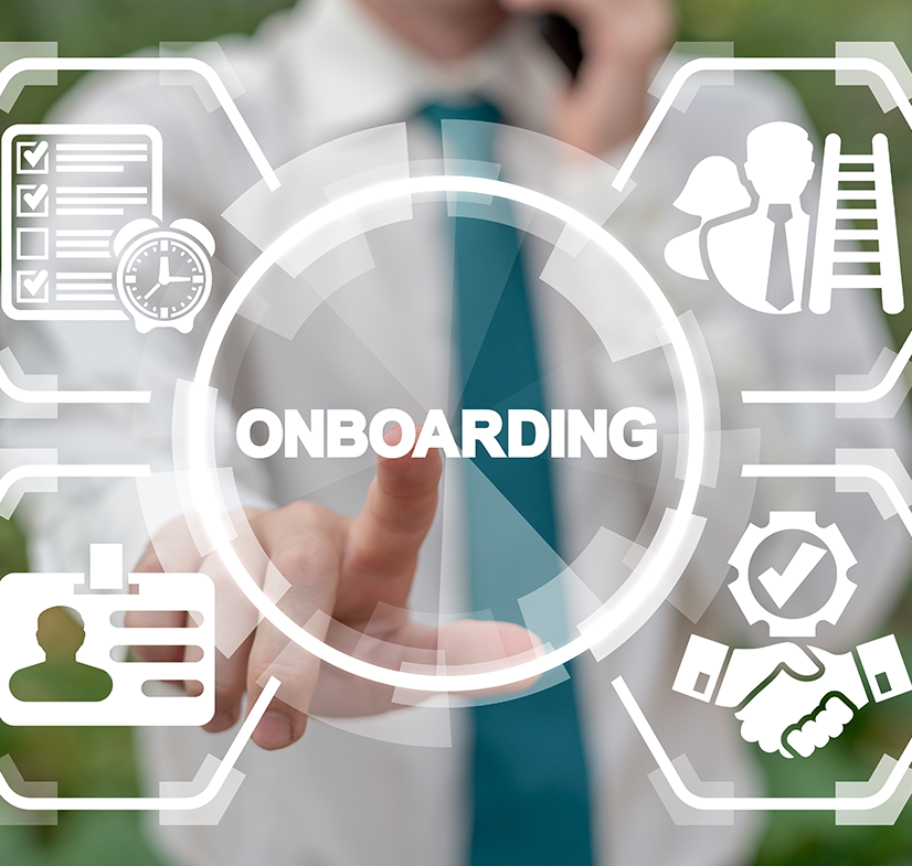 onboarding and new hire training